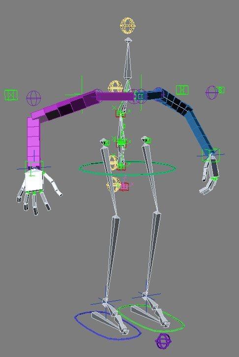 видео уроки по созданию высокополигонального персонажа для 3d max