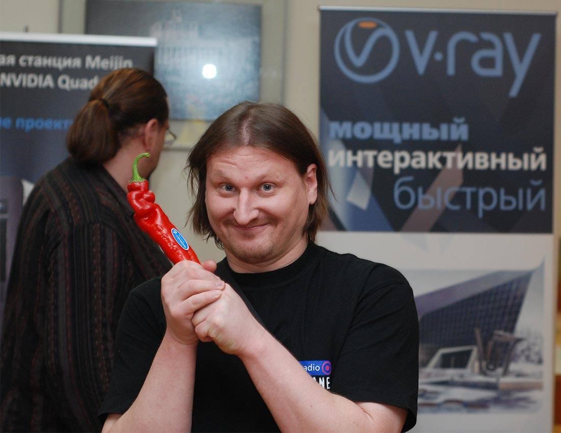 Максим Поклонов