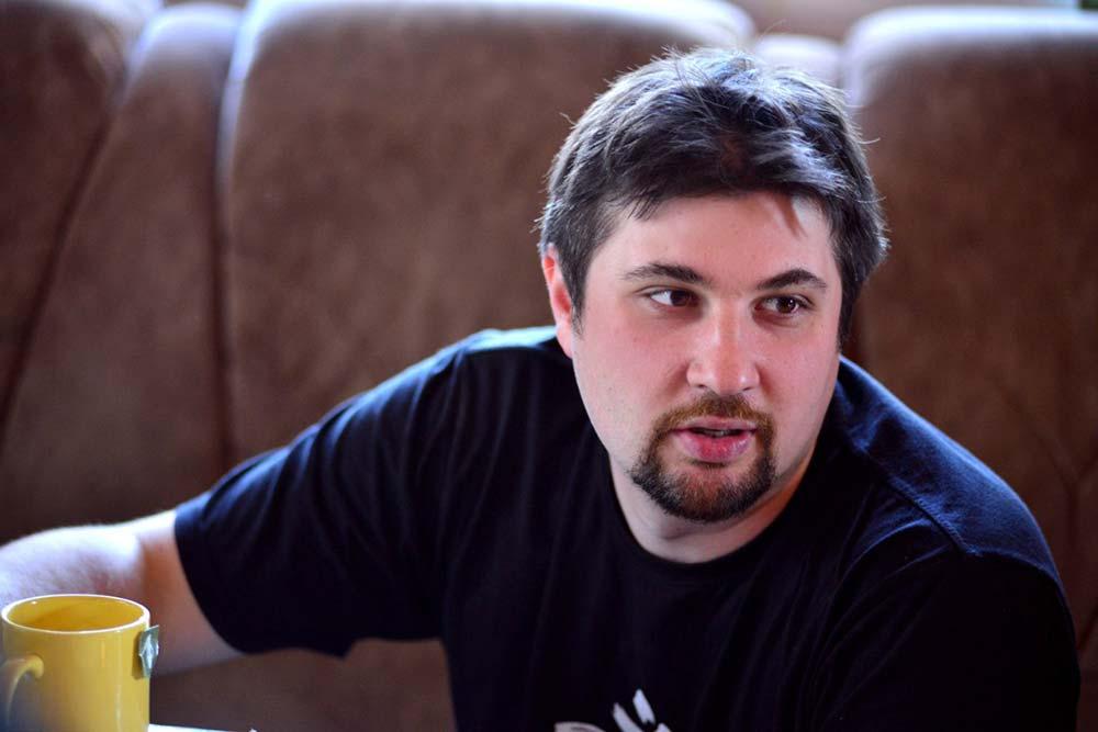 Сергей Романов