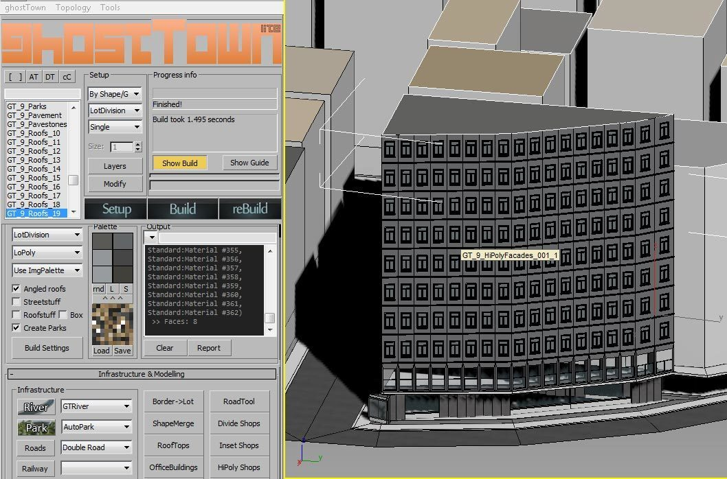 Ghost Town Plugin For 3Ds Max 2012 Free Download - colorrevizion